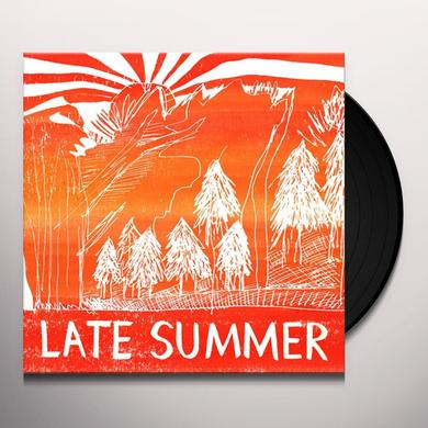 Rafi Bookstaber LATE SUMMER Vinyl Record