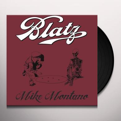 Blatz MIKE MONTANO Vinyl Record
