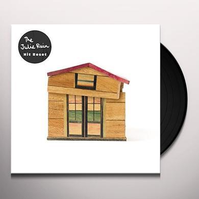 Julie Ruin HIT RESET Vinyl Record - Digital Download Included