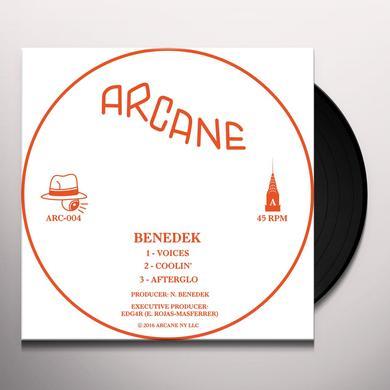 Benedek COOLIN (EP) Vinyl Record