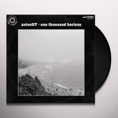 axion117 ONE THOUSAND HORIZON Vinyl Record