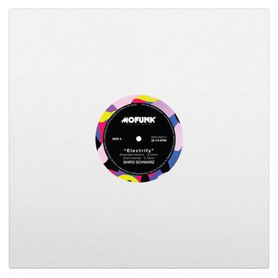 Shiro Schwarz ELECTRIFY / BREEZE Vinyl Record