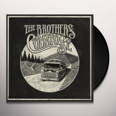 Brothers Comatose RESPECT THE VAN Vinyl Record
