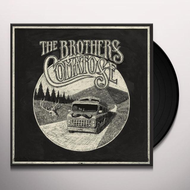 Brothers Comatose RESPECT THE VAN Vinyl Record