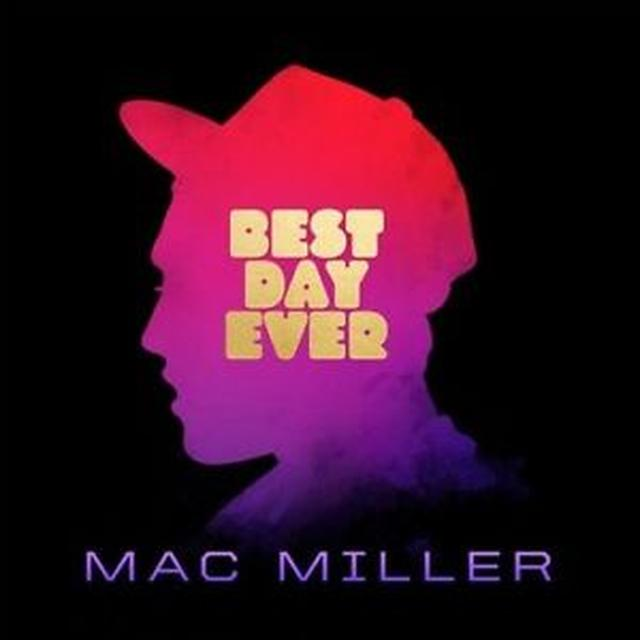 Mac Miller BEST DAY EVER Vinyl Record