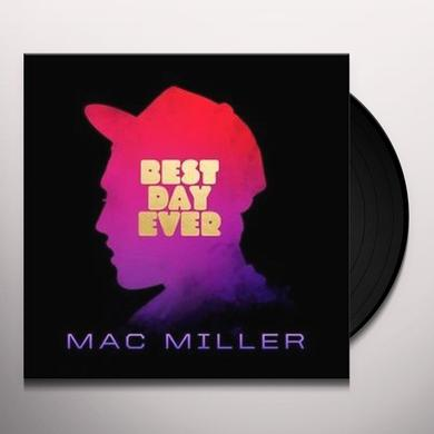 Mac Miller BEST DAY EVER Vinyl Record