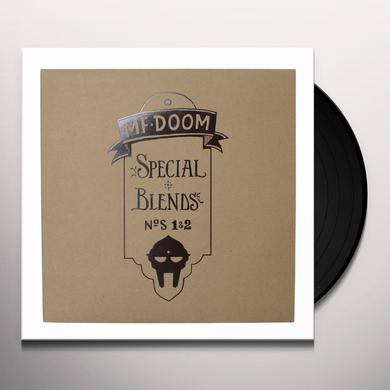 Mf Doom SPECIAL BLENDS VOL. 1 & 2 Vinyl Record