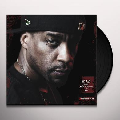 Masta Ace HITS U MISSED: SELECT CUTS VOL. 1 Vinyl Record