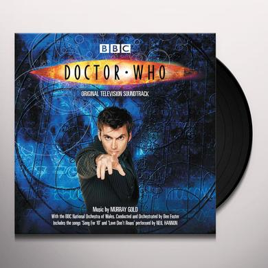 Murray Gold DOCTOR WHO 1 & 2 / O.S.T. Vinyl Record