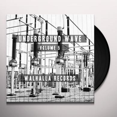 UNDERGROUND WAVE 5 / VARIOUS (OGV) UNDERGROUND WAVE 5 / VARIOUS Vinyl Record