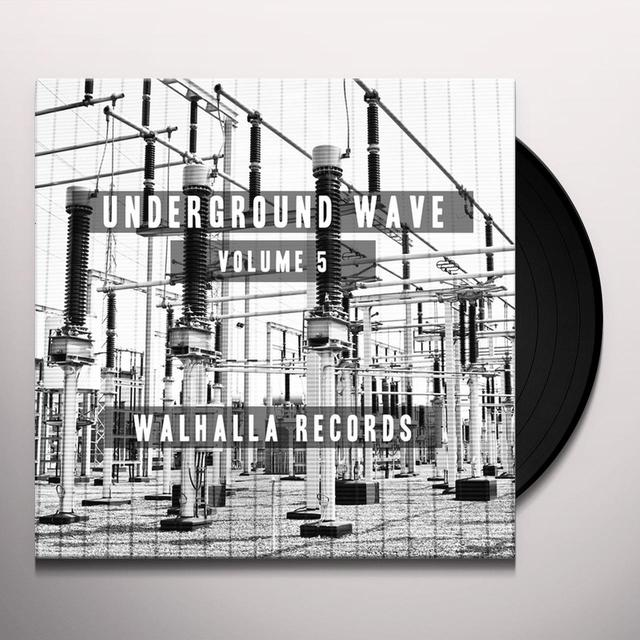 UNDERGROUND WAVE 5 / VARIOUS (OGV) UNDERGROUND WAVE 5 / VARIOUS Vinyl Record - 180 Gram Pressing