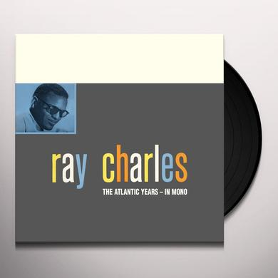 Ray Charles ATLANTIC STUDIO ALBUMS IN MONO Vinyl Record