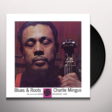 Charles Mingus BLUES & ROOTS Vinyl Record - Mono