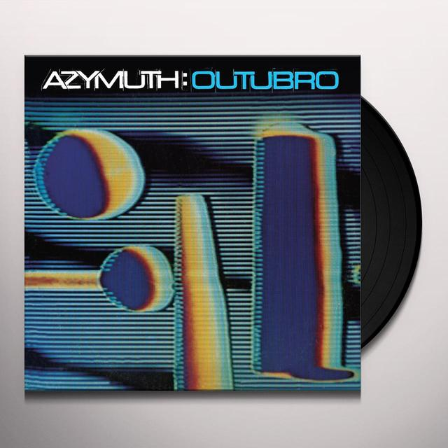 Azymuth OUTUBRO Vinyl Record - UK Import