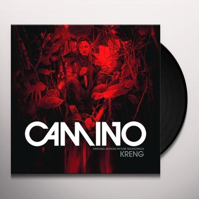 KRENG (UK) CAMINO / O.S.T. Vinyl Record - UK Import