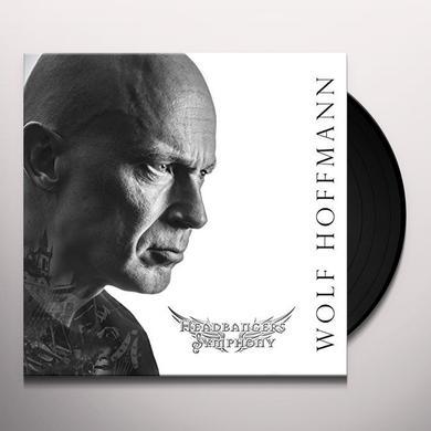 Wolf Hoffmann HEADBANGERS SYMPHONY Vinyl Record