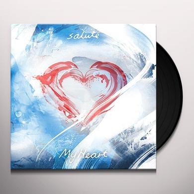 salute MY HEART Vinyl Record - UK Import