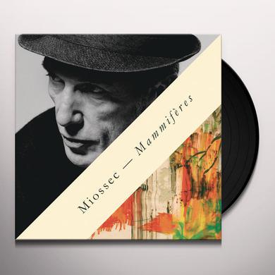Miossec MAMMIFERES Vinyl Record