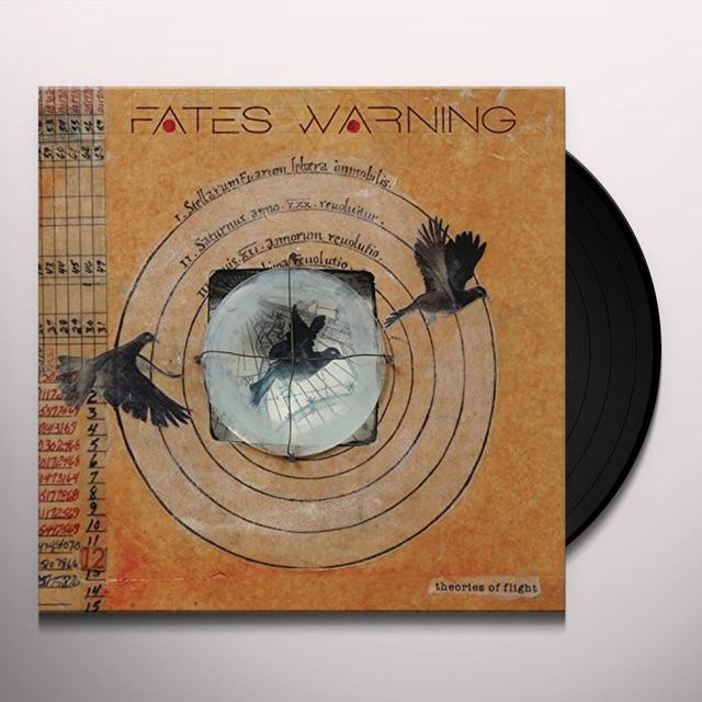 Fates Warning THEORIES OF FLIGHT Vinyl Record - UK Import