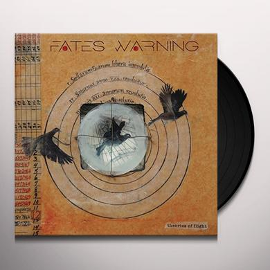 Fates Warning THEORIES OF FLIGHT Vinyl Record - UK Import