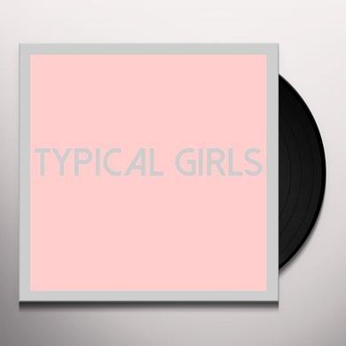 TYPICAL GIRLS / VARIOUS (UK) TYPICAL GIRLS / VARIOUS Vinyl Record - UK Import