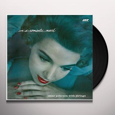 Oscar With Strings Peterson IN A ROMANTIC MOOD Vinyl Record