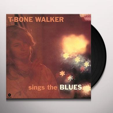 T-Bone Walker SINGS THE BLUES + 4 BONUS TRACKS Vinyl Record