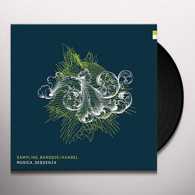 MUSICA SEQUENZA SAMPLING BAROQUE HANDEL Vinyl Record