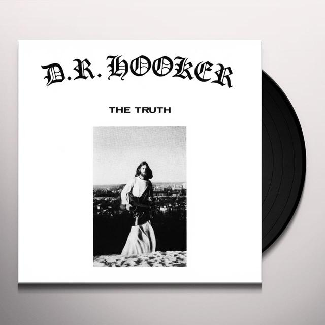 D.R. Hooker TRUTH Vinyl Record - Canada Import