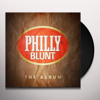 PHILLY BLUNT: THE ALBUM / VARIOUS (CAN) PHILLY BLUNT: THE ALBUM / VARIOUS Vinyl Record - Canada Import
