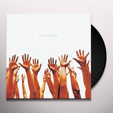 Lucio Battisti IL MIO CANTO LIBERO Vinyl Record - Italy Import
