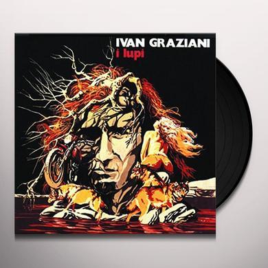 Ivan Graziani I LUPI Vinyl Record