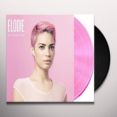 Elodie UN'ALTRA VITA Vinyl Record - Italy Import