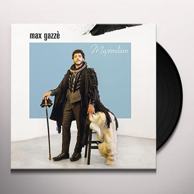 Max Gazze MAXIMILIAN Vinyl Record - Italy Import