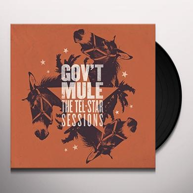 Govt Mule TEL-STAR SESSIONS Vinyl Record - 180 Gram Pressing, Digital Download Included, UK Import