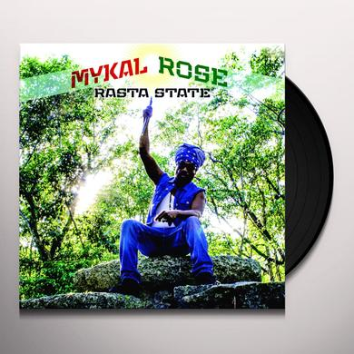 Mykal Rose RASTA STATE Vinyl Record - UK Release