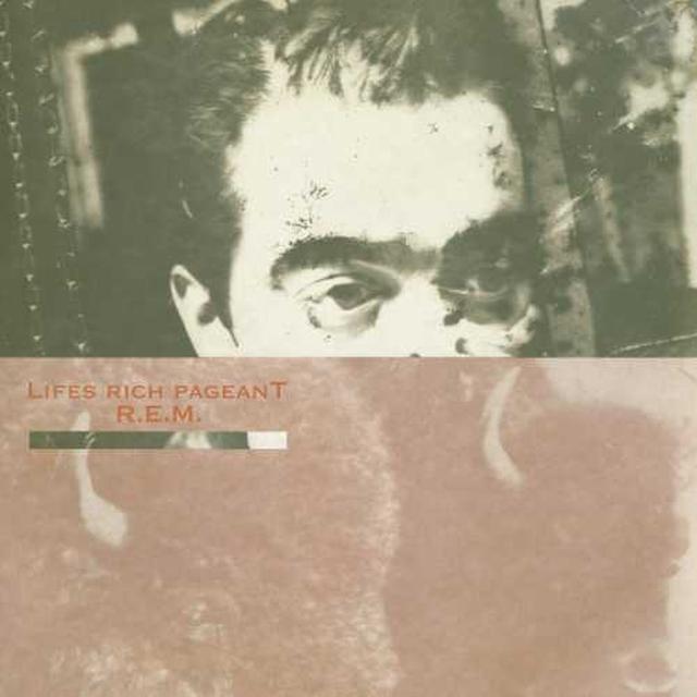 R.E.M LIFES RICH PAGEANT Vinyl Record