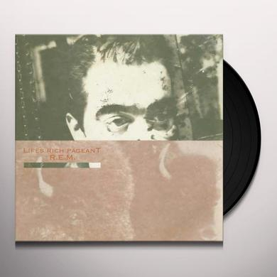R.E.M. LIFES RICH PAGEANT Vinyl Record