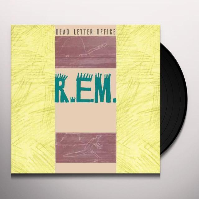 R.E.M. DEAD LETTER OFFICE Vinyl Record