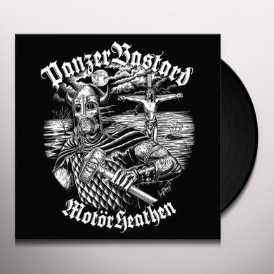 PANZERBASTARD MOTORHEATHEN Vinyl Record