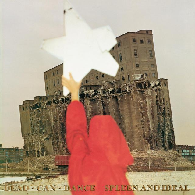 Dead Can Dance SPLEEN & IDEAL Vinyl Record