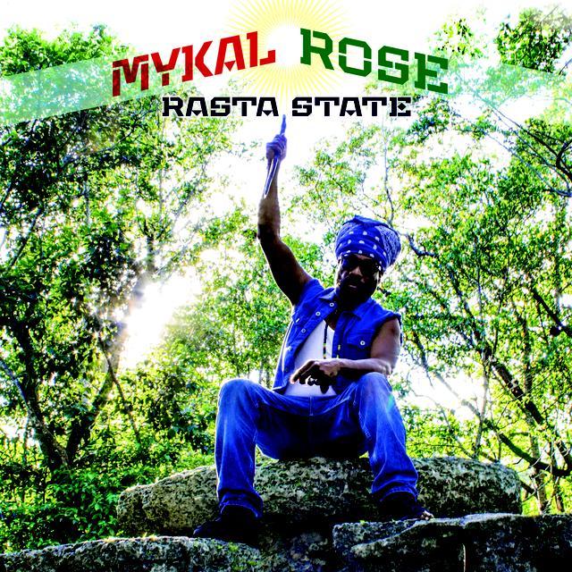Mykal Rose RASTA STATE Vinyl Record