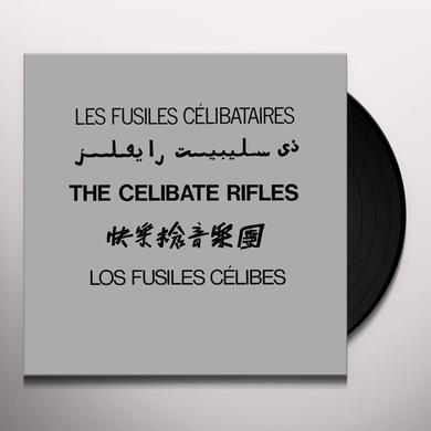 Celibate Rifles FIVE LANGUAGES Vinyl Record