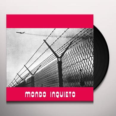 M. Zalla MONDO INQUIETO Vinyl Record