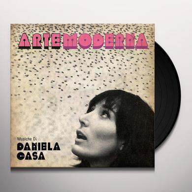 Daniela Casa ARTE MODERNA Vinyl Record