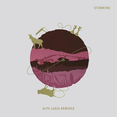 Stimming ALPE LUSIA REMIXES Vinyl Record