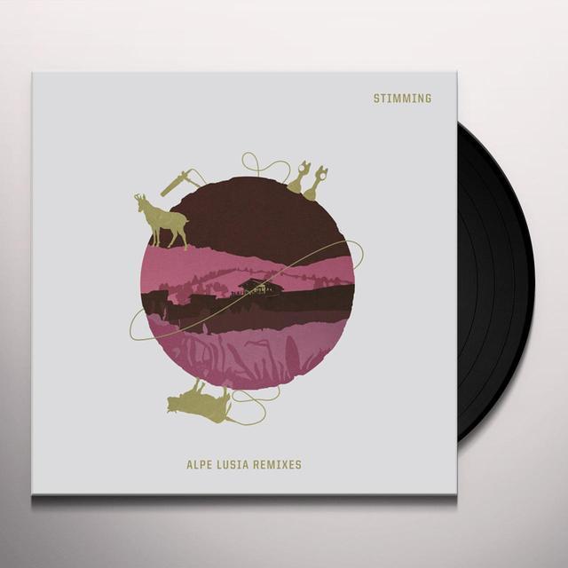 Stimming ALPE LUSIA REMIXES Vinyl Record