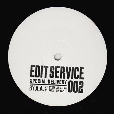 EDIT SERVICE 002 - SPECIAL DELIVERY / VARIOUS Vinyl Record