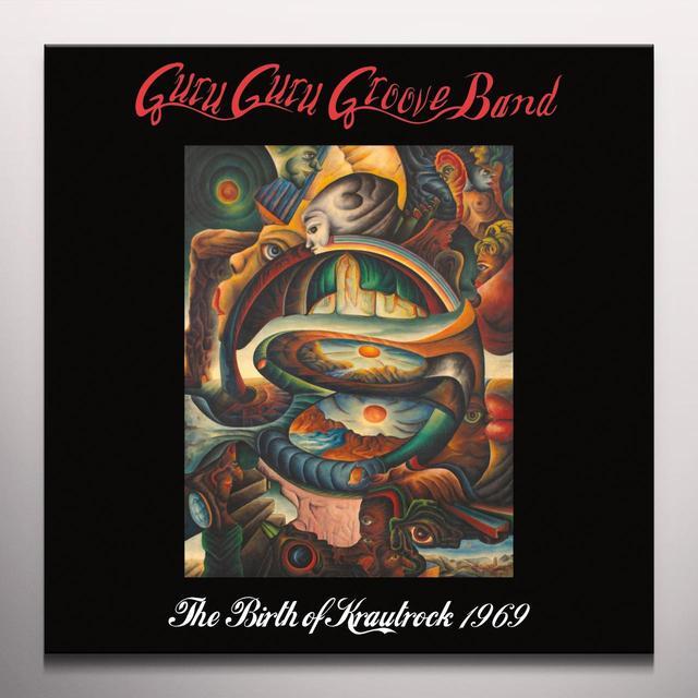 GURU GURU GROOVE BAND BIRTH OF KRAUTROCK 1969 Vinyl Record - 200 Gram Edition, White Vinyl