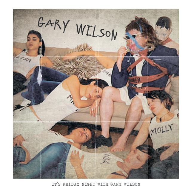 FRIDAY NIGHT WITH GARY WILSON Vinyl Record